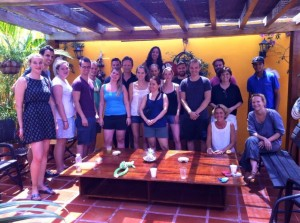 052_0013 Colombia - Cartagena - Schule