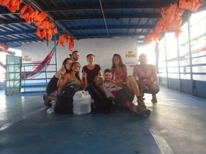 103 0123 Peru - Bootsfahrt Iquitos nach Yurimaguas
