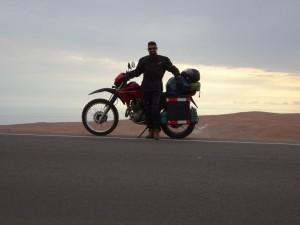 107 0139 Peru - Fahrt nach Mollendo