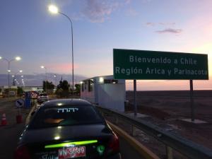 108 0004 Peru - Grenze nach Chile