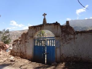 108 0113 Chile - Fahrt nach Parque Nacional Lauca - Socoroma