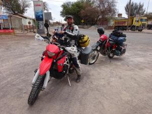 110 0002 Chile - Fahrt nach Calama - Maria Elena