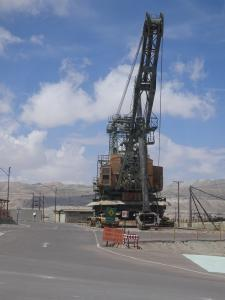 110 0018 Chile - Calama - Kupfermiene Chuquicamata