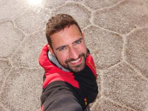 112 0381 Chile - Atacama Tour - Salar de Uyuni