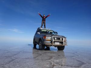 112 0393 Chile - Atacama Tour - Salar de Uyuni