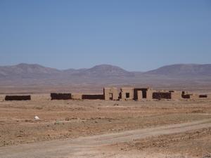 113 0011 Chile - Fahrt nach Bahia Inglesa