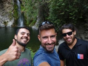 115 0205 Chile - Rengo - mit Conzalo