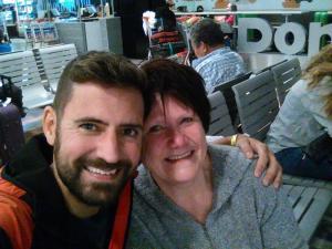 117 0003 Argentina - Buenos Aires - Flughafen