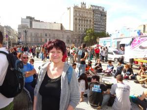 117 0008 Argentina - Buenos Aires - Plaza Congreso