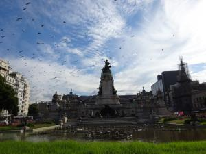 117 0012 Argentina - Buenos Aires - Plaza Congreso