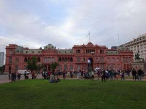 117 0043 Argentina - Buenos Aires - Plaza de Mayo - Casa Rosada