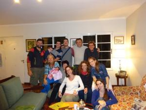 117 0064 Argentina - Buenos Aires - Ituzaingo - BBQ bei Fam Fernandez