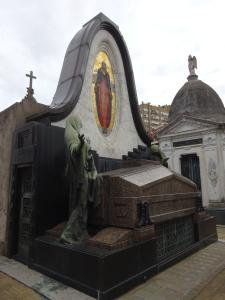 117 0157 Argentina - Buenos Aires - Cementerio Recoleta