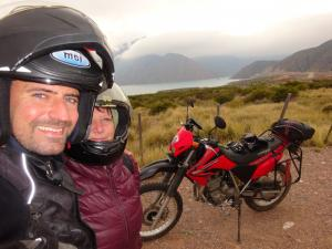 118 0008 Argentina - Mendoza - Motorradausflug nach Uspallata