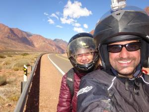 118 0021 Argentina - Mendoza - Motorradausflug nach Uspallata