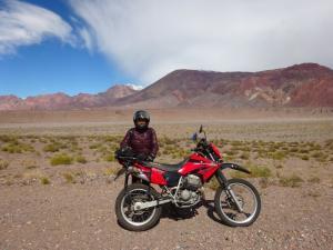 118 0030 Argentina - Mendoza - Motorradausflug nach Uspallata