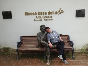 119 0090 Argentina - Alta Gracia - Casa del Che