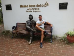 119 0092 Argentina - Alta Gracia - Casa del Che