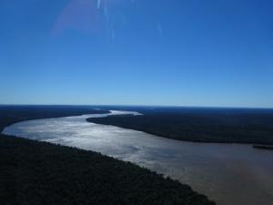 120 0145 Brasil - Poz Iguazu - Heliflug
