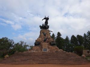 122 0007 Argentina - Mendoza - Cerro Gloria