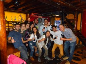 122 0188 Argentina - Mendoza - Hostel International - Sa 17.Junio