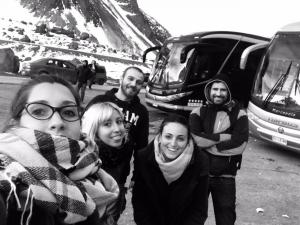 122 0307 Chile - Fahrt nach Santiago