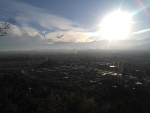 122 0415 Argentina - Mendoza - Cerro Gloria