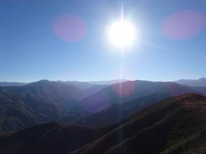 122 0739 Argentina - Mendoza - Cerro Arco