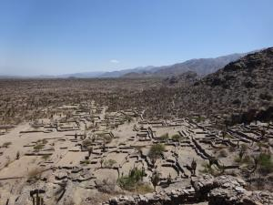 128 0028 Argentina - Ruinas de Quillmes