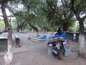 131 0037 Argentina - Catamarca Camping