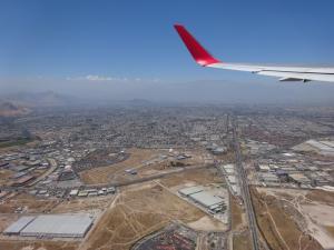 132 0003 Brasil - Flug nach Sao Pauloi