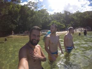 136 0075 Brasil - Paraty - Partyboat