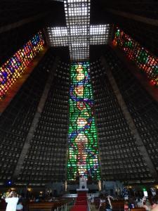 137 0096 Brasil - Rio - Catedral