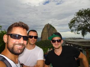 137 0151 Brasil - Rio - Pao de Acucar