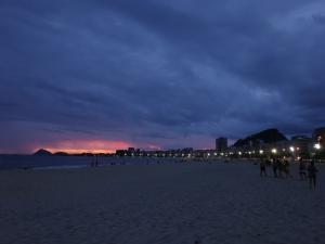 137 0222 Brasil - Rio - Copa Cabana