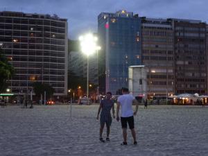 137 0224 Brasil - Rio - Copa Cabana
