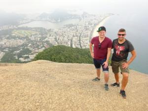 137 0248 Brasil - Rio - Dois Irmaos