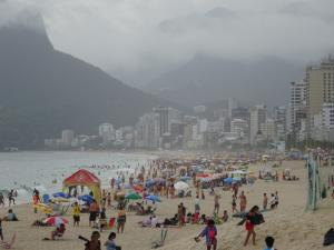 137 0288 Brasil - Rio - Copa Cabana