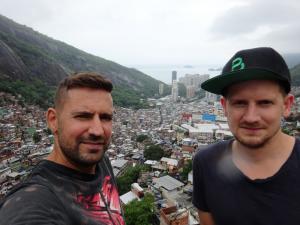 137 0357 Brasil - Rio - Rocinha