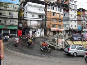137 0383 Brasil - Rio - Rocinha