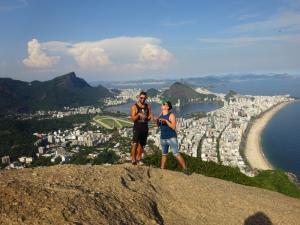 140 0065 Brasil - Rio - Dois Irmaos