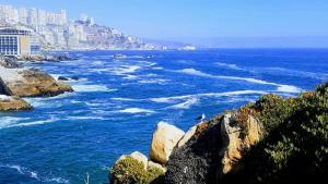 143 0088 Chile - Fahrt nach Valpo