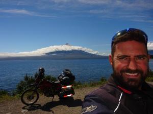 144 0147 Chile - Lago Llanquihue - Volcán Osorno