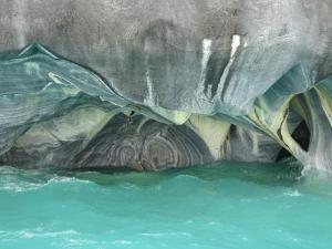 147 0070 Chile - Puerto Rio Tranquilo - Capillas de Marmol