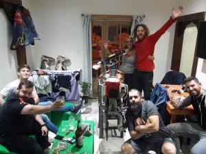 148 0206 Argentina - Ushuaia - Casa Carla