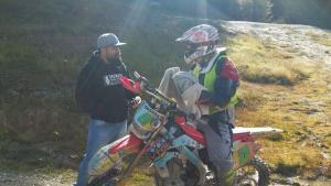 148 0223 Argentina - Ushuaia - Enduro Race