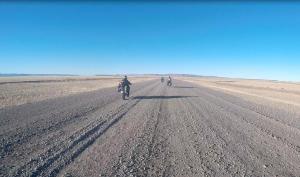 152 0008 Argentina - Fahrt nach Gobernador Gregores