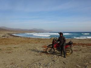 155 188 Chile - Tongoy - Sendero de los locos