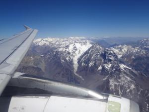 159 0008 Flug nach Chile
