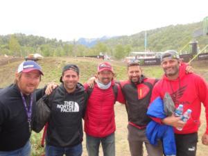 163 0086 Argentina - Villa la Angostura - Motocross Weltcup